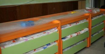 """Дарители и родители обновиха спални помещения в """"Слънце"""""""
