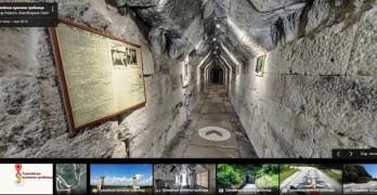На виртуална разходка из местните туристически обекти