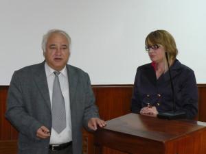 В средата на миналата година Елена Тодорова предаде председателското място на Христо Георчев