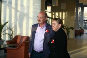 Елена Йончева и Никола Динков