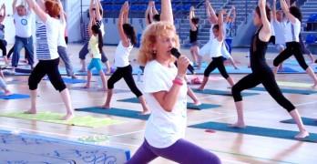 В Свиленград отбелязаха Деня на йогата