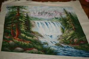 """""""Водопад в планината"""""""