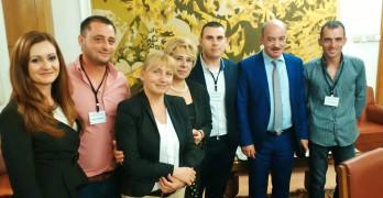 Свиленградчани на посещение в Народното събрание