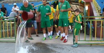 Футболистите на Свиленград започнаха подготовка с италиански екипи
