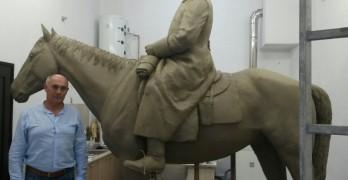 Готов е моделът на паметника на Никола Иванов