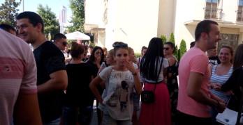 """Крупиета стачкуват за пари в свиленградското казино """"Фиеста"""""""