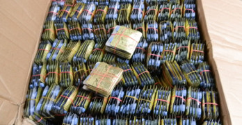 "Турчин спипан с 5 000 таблетки виагра на ""Капитан Андреево"""