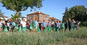 """Свиленград се включи в кампанията """"Да почистим България заедно"""""""