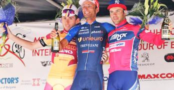 Станимир Чолаков победи в третия етап на Обиколката на България
