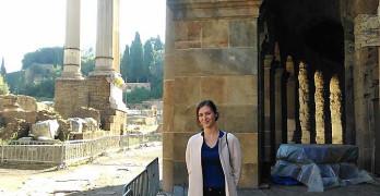 Zdravka v Rim