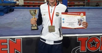Свиленград  има своя европейски шампион по кикбокс – Христо Калайджиев