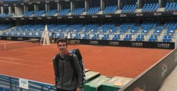Свиленградчанин влезе в световната ранглиста на ITF