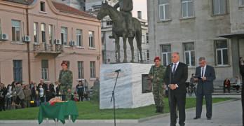 Паметникът на генерал Никола Иванов в Свиленград влиза в регистъра на военните паметници