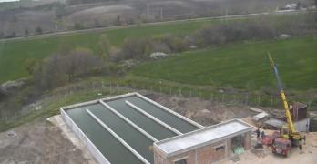 Чиста питейна вода в област Хасково след изграждането на пречиствателна станция за отпадни води