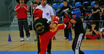 """""""Тангра"""" взе 6 златни, 3 сребърни и 6 бронзови медала от Държавното по кикбокс в Свиленград"""