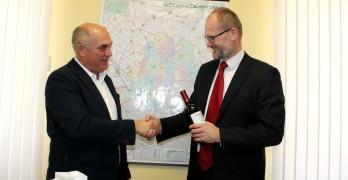 Посланикът на Дания остана силно впечатлен от ниската безработица в общината