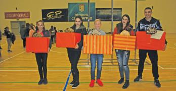 Спортистите напълниха залата за традиционния си бал