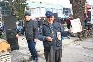 Иван Маджаров се задоволи с второ място при белите вина