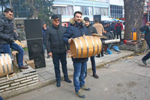Ангел Ташев, спечели 3-то и 2-ро място при червените вина