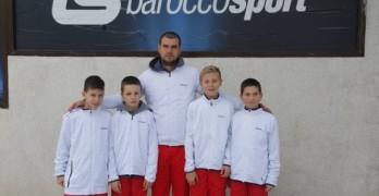Гого Георгиев заминава с националния отбор на зимните европейски купи