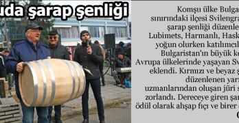 Свиленградският празник на виното влезе в балканските новини на Одрин