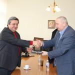 Съюзът на тракийските дружества в България посети Любимец