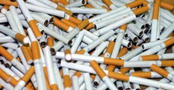 "Спряха 34 000 кутии контрабандни цигари на ""Капитан Андреево"""