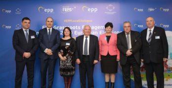 Успешните кметове в страната на среща с Жозеф Дол