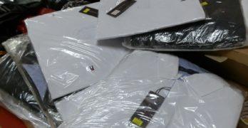 Контрабандна стока за 60 000 лева извадиха от турски камион