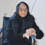Най-възрастната жена в България се лекува в свиленградската болница