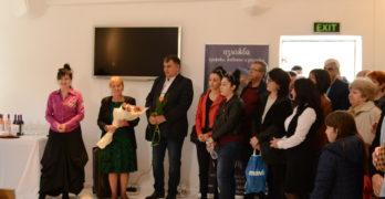 Изложба на академик Скорчев  в арт галерията на Свиленград