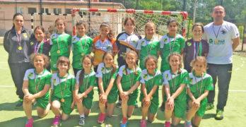 Поредното злато за хандбалната школа на Свиленград