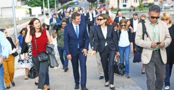 Станислав Дечев към посланиците на страните от ЕС в Турция: Старият Мост на Свиленград e символът на вечната свързаност между народите, поколенията и културите