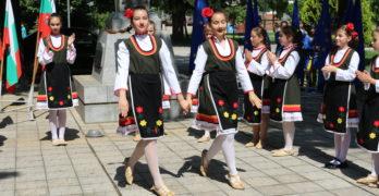 Любимец отбеляза Деня на победата и Деня на Европа