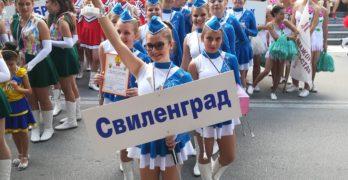 """Мажоретките отново заеха челните места на фестивала """"Слънчева Бесапара"""""""