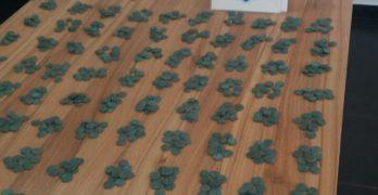 """Близо 3000 старинни монети задържаха на """"Капитан Андреево"""""""
