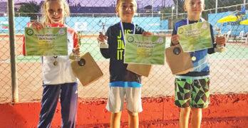 Свиленградските тенисисти блокираха първите места на международен турнир в Гърция