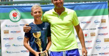 Марин Атанасов: Стремя се възпитаниците ми  да играят добър тенис, да изградят борбеност и постоянство