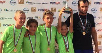 Свиленград има шампионска титла и на тенис