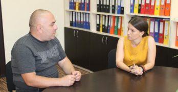 Станислав Дечев и Стефка Здравкова с приемни в Свиленград и Любимец