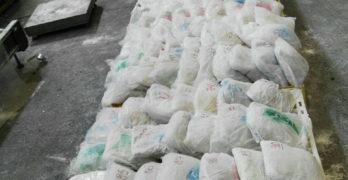 "Стотици килограми наркотик спрени на ""Капитан Андреево"""