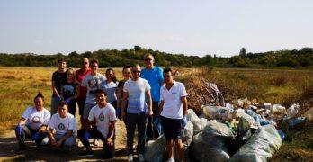 """Свиленград и Любимец се включиха в националната кампания """"Да изчистим България за един ден"""""""