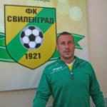 Иван Божидаров е новият треньор на Свиленград 1921