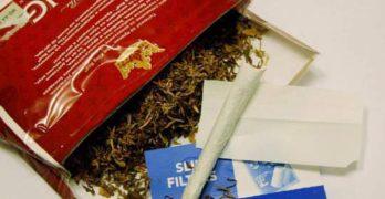 Цигари, канабис и алкохол в Свиленград вчера