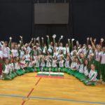 Мажоретките на Свиленград грабнаха бронза от европейско първенство в Хърватия