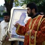 "Свиленград посрещна чудотворната икона на Пресвета Богородица ""Скоропослушница"""