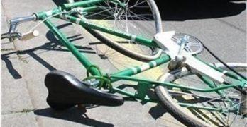 Дядо, на чашка, чупи крак на пийнал велосипедист