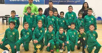 Ротаракт – Свиленград набра 450 лева от детски футболен турнир