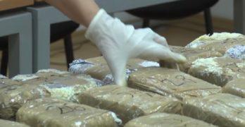 """Намериха над 100 кг хероин в ремарке на тир на ГКПП """"Капъкуле"""""""