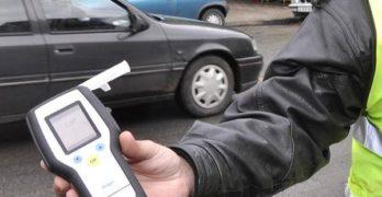 Заловиха 28-годишен свиленградчанин да шофира с 2,37 промила алкохол